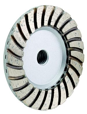 "ULTIMATE UCG TURBO CUP WHEEL - 5/8"" - 11 THREAD"