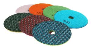 ULTIMATE DRY 4'' POLISHING PADS