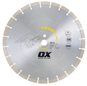 TRADE DIAMOND BLADE - GENERAL PURPOSE / CONCRETE - LONG LIFE