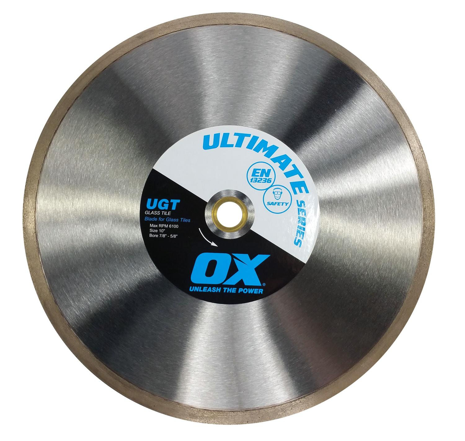 Ox Tools Ultimate Ugt 7 Inch Glass Tile And Mosaic Ox