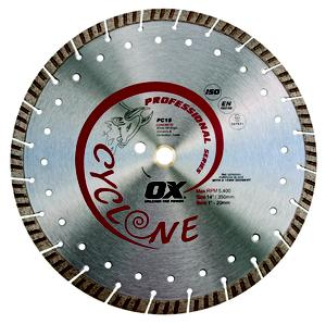 Image for OX Professional PC15 Supercut Segmented Diamond Blade