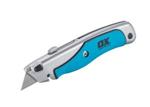 Image for OX Professional Soft Grip Utility Knife