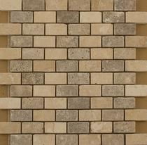 Image for Mosaics Naturals Stone Mosaic 305mm x 305mm Multi-Use Tile 10 Per Pack - M000117