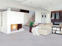 Image for Porcelain Icon Grey 300mm x 600mm Floor Tile 6 Per Pack - BCT46677