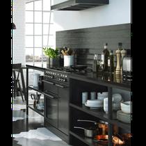 Image for Wall Tile Industrial Black Matt 75mm x 300mm BCT48404 22 Tile Per Pack