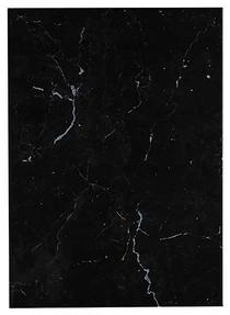 Image for Carrara Black Wall Tile 300mm x 416mm 8 Per Pack - BCT00761
