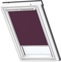 Image for Velux Electric Blackout Blind Dark Purple - DML 4561