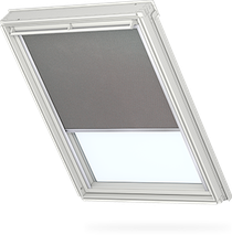 Image for Velux Electric Blackout Grey Thermo Uni - DML 705