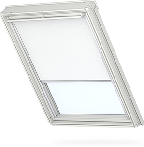 Velux Electric Blackout White Thermo Uni - DML 1025
