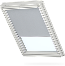 Image for Velux Electric Blackout Light Grey Thermo Uni - DML 1705
