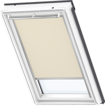 Image for Velux Blackout Blind Beige - DKL 4556S