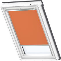 Image for Velux Blackout Blind Orange - DKL 4564S