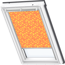 Image for Velux Blackout Blind Vegetal Pattern - DKL 4568S