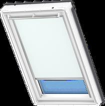 Image for Velux Solar Blackout Blind Pale Blue - DSL 4555