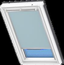 Image for Velux Solar Blackout Blind Light Blue - DSL 4571