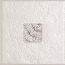 Image for Ashbourne Leaf Natural Insert 148mm x 148mm Wall Tile 6 Per Pack - CAN43541
