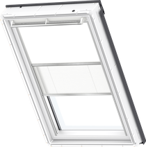 Image for Velux Duo Blind White / White - DFD 1025S