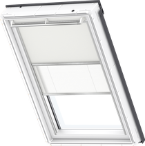 Image for Velux Duo Blind Beige/White - DFD 1085S