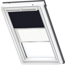 Image for Velux Duo Blind Blue/White - DFD 1100S