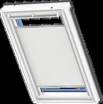 Image for Velux Energy Pleated Blind White - FHC 1045S