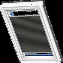Image for Velux Energy Pleated Blind Black - FHC 1047S