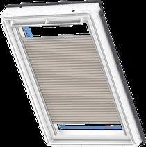 Image for Velux Energy Pleated Blind Beige - FHC 1155S