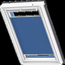 Image for Velux Energy Pleated Blind Blue - FHC 1156S