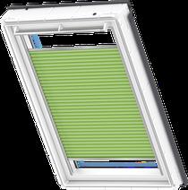 Image for Velux Energy Pleated Blind Green - FHC 1157S