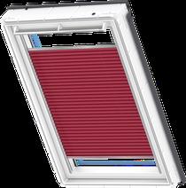 Image for Velux Energy Pleated Blind Cherise - FHC 1162S