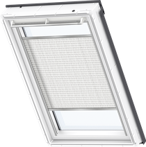 Image for Velux Pleated Blind Snowy White - FHL 1255S