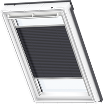 Image for Velux Pleated Blind Metallic Blue - FHL 1265S