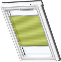Image for Velux Pleated Blind Luscious Lime - FHL 1266S