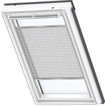 Image for Velux Pleated Blind Infinite Grey - FHL 1262S