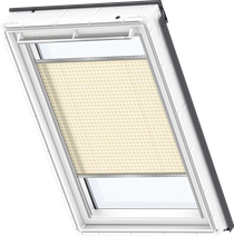 Image for Velux Pleated Blind Sunny Stripes - FHL 1270S
