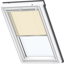 Image for Velux Electric Pleated Blind Sunny Stripes - FML 1270