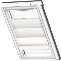 Image for Velux Roman Blind Delicious White - FHB 6500