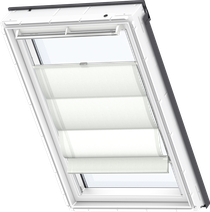 Image for Velux Roman Blind Delicious Grey - FHB 6510