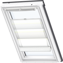 Image for Velux Roman Blind Grey 12 Pm Translucent - FHB 6524