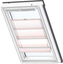 Image for Velux Roman Blind Red 9 Pm Translucent - FHB 6525
