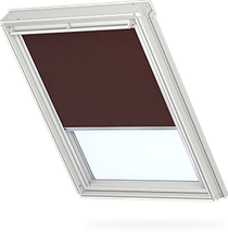 Image for Velux Electric Roller Dark Brown Uni - RML 4060
