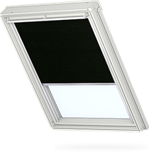 Image for Velux Electric Roller Black Uni - RML 4069