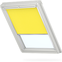 Image for Velux Solar Roller Bright Yellow - RSL 4073