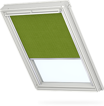Image for Velux Electric Roller Olive Green - RML 4079