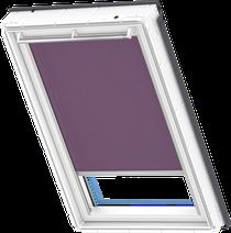 Image for Velux Solar Roller Dark Purple - RSL 4157
