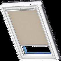 Image for Velux Solar Roller Sand - RSL 4155