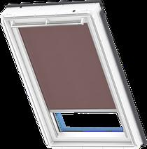 Image for Velux Roller Blind Dark Brown - RFL 4060S