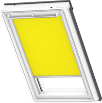 Image for Velux Roller Blind Bright Yellow - RFL 4073S