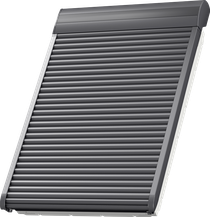 Image for Velux Solar Operated Roller Shutter - SSL 0000S