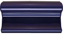 Image for V&A Basics Cobalt Etruria Border 150mm x 75mm 1 Per Pack - VA5003