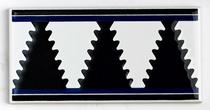 Image for V&A Owen Jones Cobalt and Black Border 152mm x 76mm 1 Per Pack - VA90117
